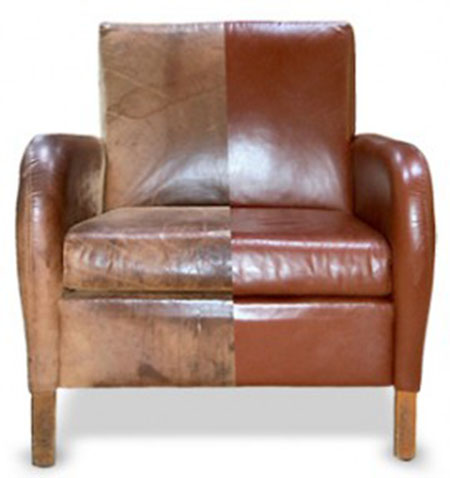 How To Repair Sun Damaged Leather Furniture